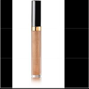 CHANEL Rouge Coco Gloss 712 Melted Honey NIB